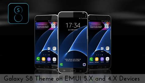 download themes samsung galaxy v plus download and install galaxy s8 theme on emui 5 x and 4 x