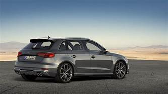 Audi A3 Price Germany 2017 Audi A3 Facelift Configurator Launched In Germany S3