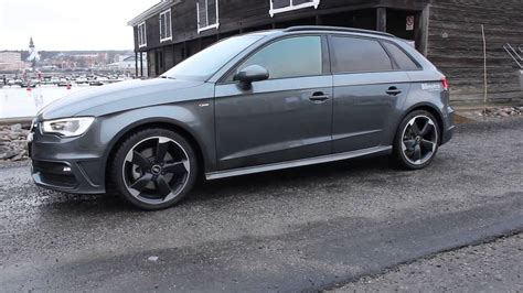 Audi A3 Quattro Occasion by 2014 Audi A3 Tdi Quattro S Tronic Sport 184 Ps In Detail