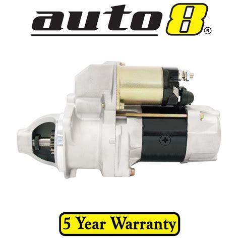 Garpu Bendix Stater Hino Ranger New Starter Motor To Fit Hino Ranger 6 4l 6 5l 6 7l 7 4l