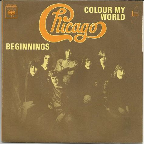 what color is my world colour my world beginnings by chicago sp with