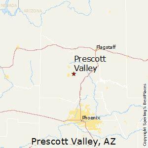 arizona map prescott best places to live in prescott valley arizona