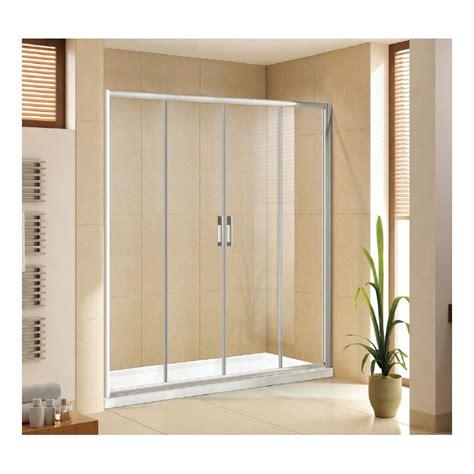 parete doccia scorrevole chiusura doccia scorrevole con parete fissa vendita