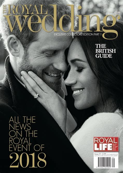 Magazine Presents News Of The Day by Royal Wedding Exclusive Collectors Edition Part 1 Issue