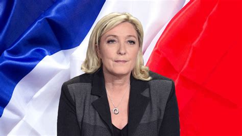marine le pen marine le pen who is national front candidate in france