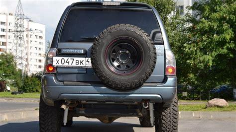 Tires For Suzuki Xl7 Xl7 Vs 4runner Ih8mud Forum