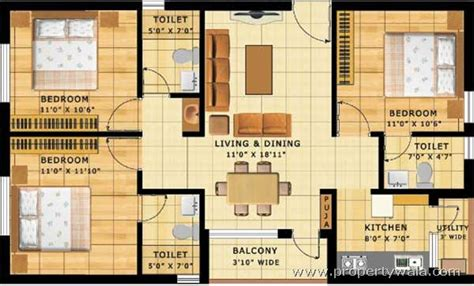 3bhk house plan 3 bhk house plans according to vastu