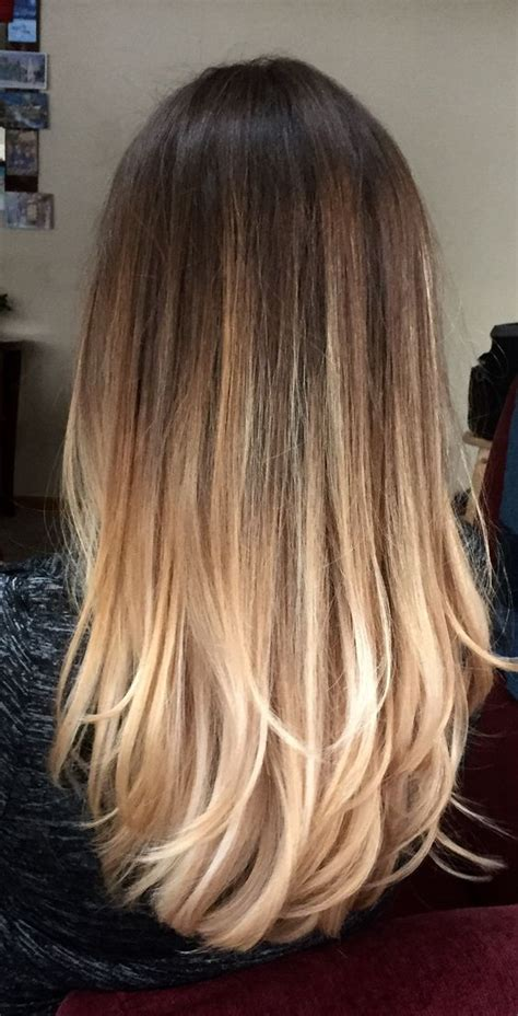 Braun Blond Ombre by 6 Tips To Ombre Your Hair And 29 Exles Styleoholic