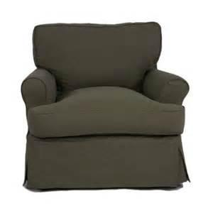 sunset trading horizon armchair t cushion slipcover