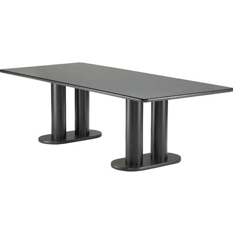 48 x 96 table cf609 rectangular conference table 48 x 96 black