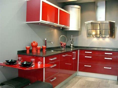muebles  accesorios  decorar una cocina moderna
