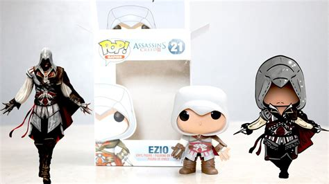 Funko Pop Ubisofts Assassins Creed Ii Ezio ezio auditore assassin s creed funko pop figure