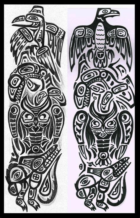 totem tattoo designs best 25 totem pole ideas on totem pole
