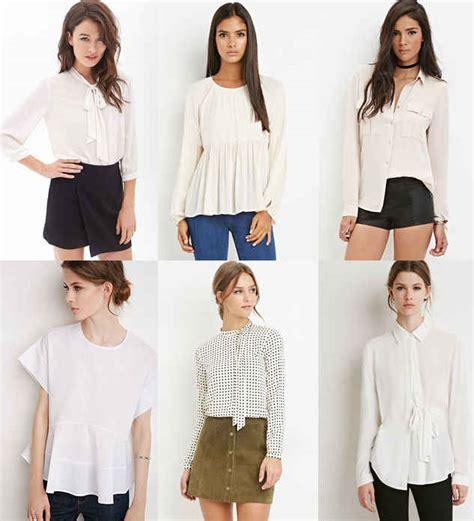 estilos de blusas estilos de blusas y las cosas que debes saber http ift