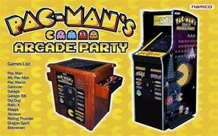 pacman s arcade party 30th anniversary cocktail arcade