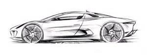 automotive design jaguar cx 75 concept 2010 by jaguar