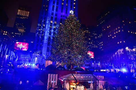 time of rockefeller tree lighting rockefeller tree lighting live stream video how to watch