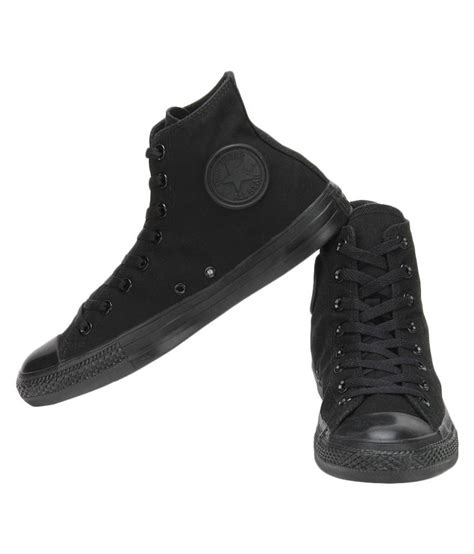 Converse Shoes High Black converse all 150757ccthi high ankle sneakers black
