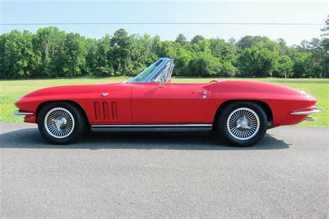 1965 corvette convertible 1965 chevrolet corvette convertible 151448