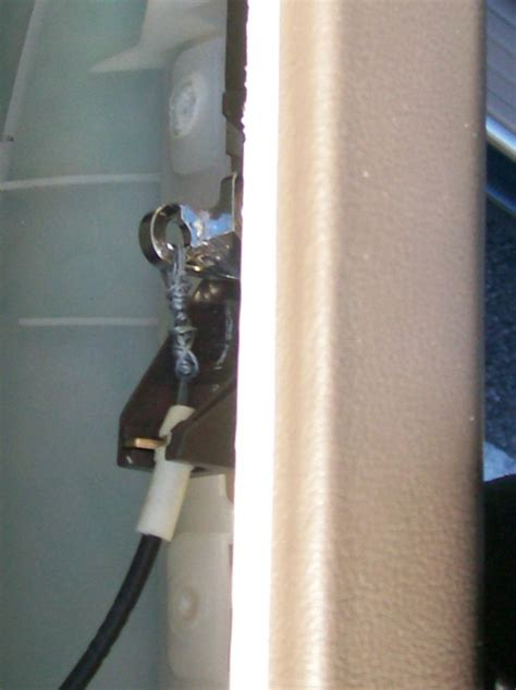 Front Door Locksets Repair By Your Own The Wooden Houses Accord 2003 Front Door Lock Cable Repair Honda Accord Forum Honda Accord Enthusiast Forums