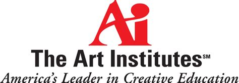 Art Institutes Logo / University / Logonoid.com