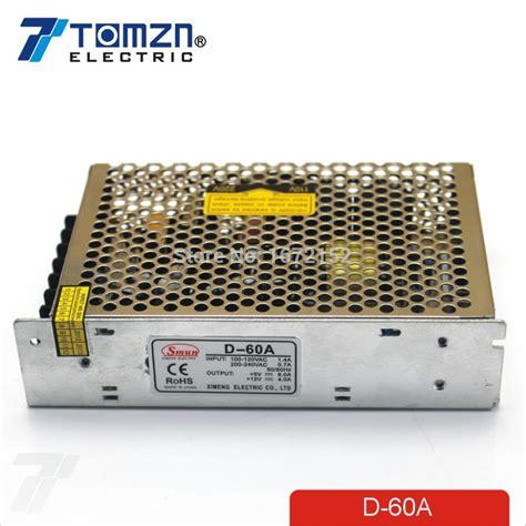 Switching Power Supply 5v Dc Output 5 A 25watt d 60w a dual output 5v 12v switching power supply ac to dc dc4a dc3a in switching power supply
