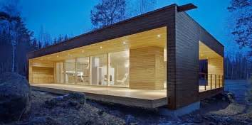Mobile Home Modern Design by Fabulous Manufactured Home In Spain By Plusarkkitehdit