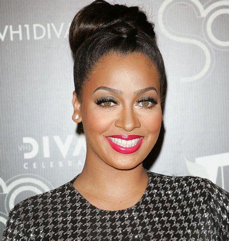 black celebrity makeup lines la la anthony is launching her own makeup line