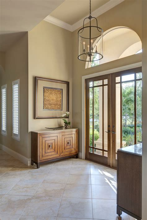 foyer lighting ideas Entry Contemporary with armchair chandelier door entry beeyoutifullife.com