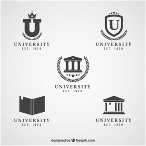 free logo design for university university logo vectors photos and psd files free download