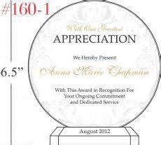 plaque of appreciation template circle appreciation gift plaques central