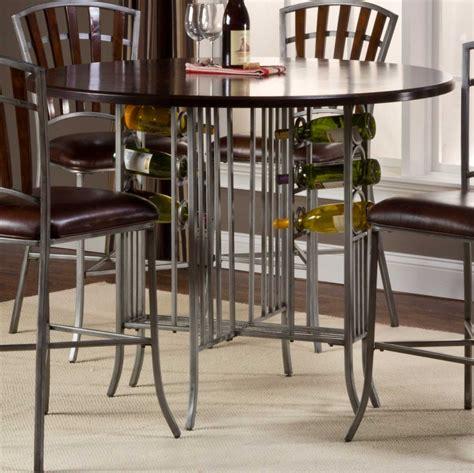 bar stools sarasota hillsdale sarasota counter height round dining set dark