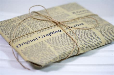 wrapping gifts with newspaper ask design foreign newspapers for wrapping design