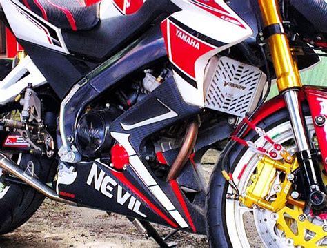 Handle Nui Model Bolong Yamaha R15 modifikasi motor modifikasi yamaha vixion 2013
