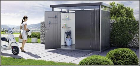 Gartenhaus Metall Bauhaus