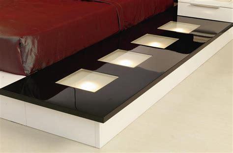 contemporary platform bed modrest impera contemporary lacquer platform bed modern