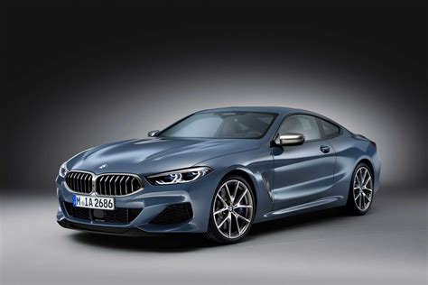 2019 bmw new models the all new 2019 bmw 8 series coupe