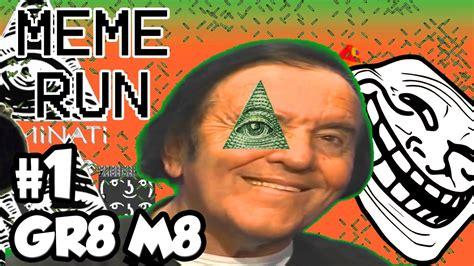 Mlg Meme - meme run mlg gameplay 176 齧 176 youtube