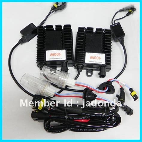 hid kit high power capacitor set 1 set car hid conversion kit 100w high power ballast various type of bulbs jpg