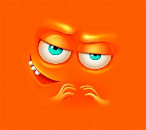 wallpaper cartoon smile evil smile funny entertainment background wallpapers