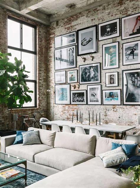 style home interior 2018 ladrillo cut paste de moda