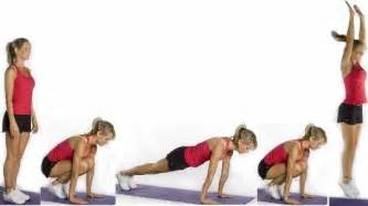 Plyometric Bench Burpees Healthy Hungry And Happy