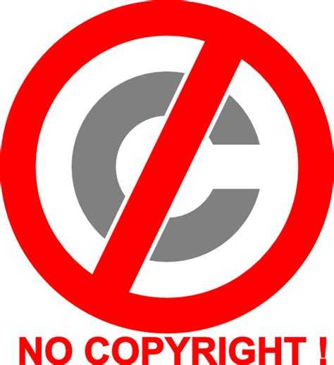 no copyright icon clip at clker vector clip