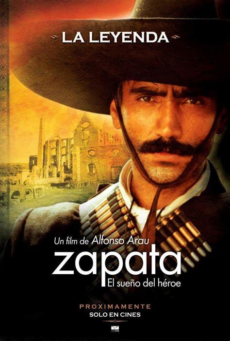 film western zapata zapata el sue 241 o del h 233 roe 2004 filmaffinity