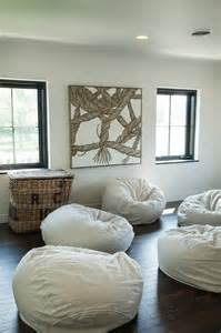 Black White Gray And Yellow Bedroom - 20 stunning bean bag designs to beautify home interior