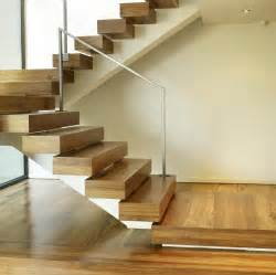 interior ladder stair design trendy oak wooden step foot ladder with iron handrail as