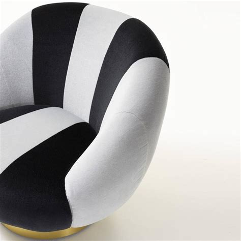 Black And Grey Armchair Black And Grey Swivel Armchair For Sale At 1stdibs
