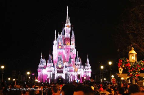 mickey s very merry christmas party dates for 2015