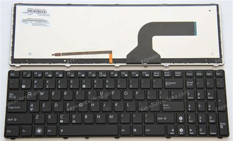 Keyboard Asus A55 K55 R500 Numeric 3 other layout laptop keyboards nordic laptop keyboards