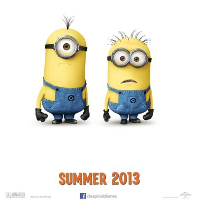 printable minion poster despicable me 2 minion poster teaser summer 2013